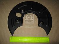 Щит тормоза ВАЗ 2108 передний левый (Производство АвтоВАЗ) 21080-350114700