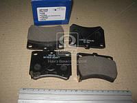 Колодка тормозной MAZDA 121 1.1, 1.3 87-90 передний (Производство SANGSIN) SP1049