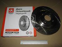 Диск тормозной ВАЗ 2112 передний R14  2112-3501070, ACHZX