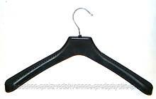 Вешалки пластиковые для костюмов и пальто 50-52размер №04 без перекладины