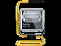Прожектор Navigator 71322 NFL-M-50-4K-PRL-LED(аналог ИО 500 Вт) переносний