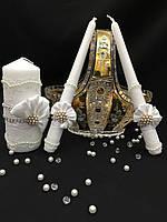 """Свечи для свадебной церемонии """"Семейный очаг"""""""