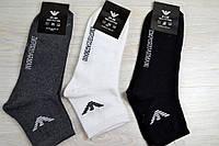 Мужские носки  Armani черные, белые,серые 1109