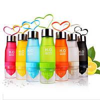 Бутылочка H2O, H 244, фото 1