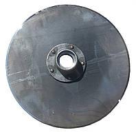 Диск сошника со ступицей сталь 3