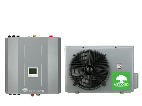 Тепловой насос Mycond ARCTIC Home Basic  5 - 19,8 кВт