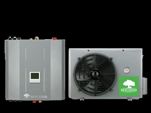 Тепловой насос Mycond ARCTIC Home Basic  5 - 19,8 кВт, фото 2