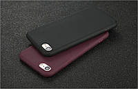 Чехлы для iPhone 7 8 Uslion Силиконовые матовые