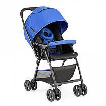 Прогулочная коляска Joie Float Ice Blue синяя