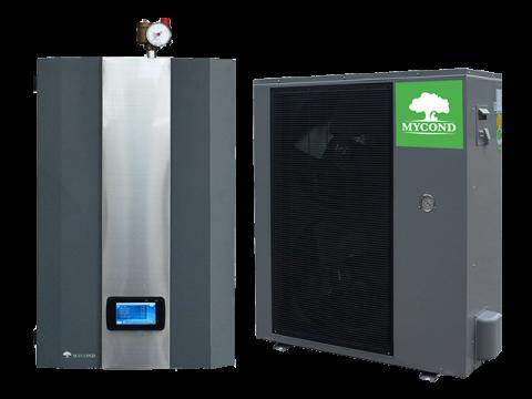Тепловой насос Mycond ARCTIC Home Smart  6 - 19 кВт, фото 2