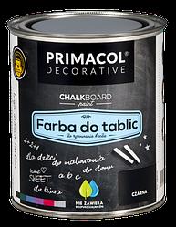 Грифельная краска Primacol (Chalkboard), 6 цветов, 0,75л