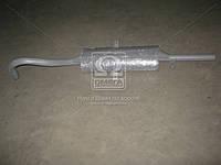 Глушитель ВАЗ 2101-2107 с минеральным наполнителем закатной (Производство Украина) 2106-1201005