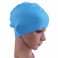 CONQUEST качественная силиконовая шапочка для плавания