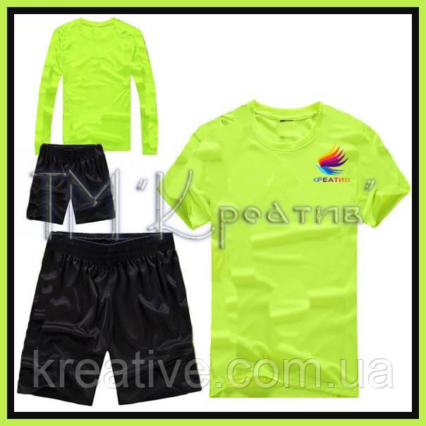 2a4ddd6cb7cf Форма детская футбольная под заказ (от 50 шт.), цена 322 грн ...