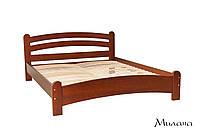 Кровать Милана 90х200 деревянная , фото 1