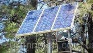 330W12V солнечная электростанция для пасеки