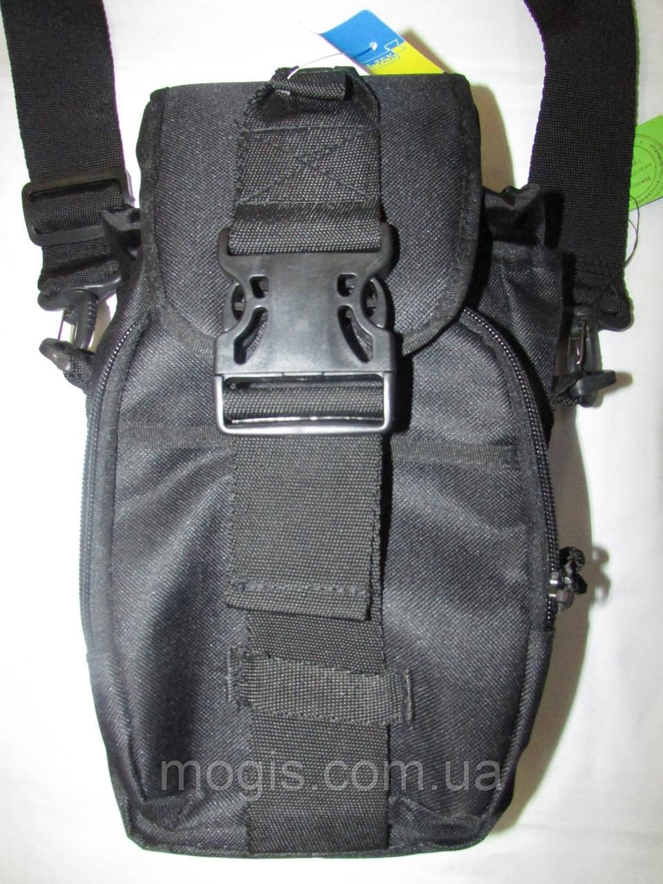 Сумочка SN-3 тк. Оксфорд 600 D черная