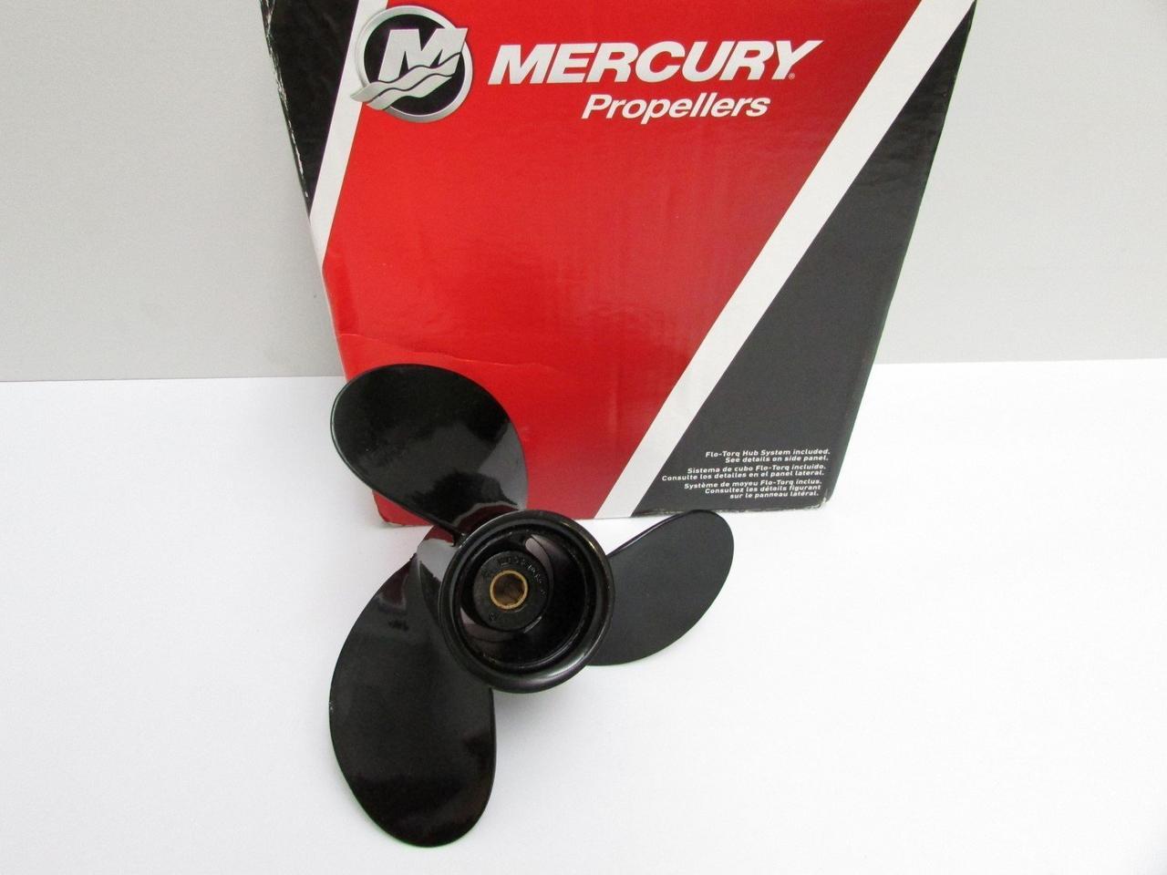 Винт гребной  Mercury 9x10-1/2 (6-15 л.с.)