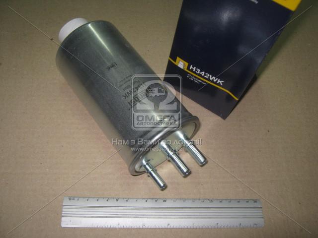 Фильтр топливный RENAULT (производство Hengst) (арт. H342WK), ADHZX