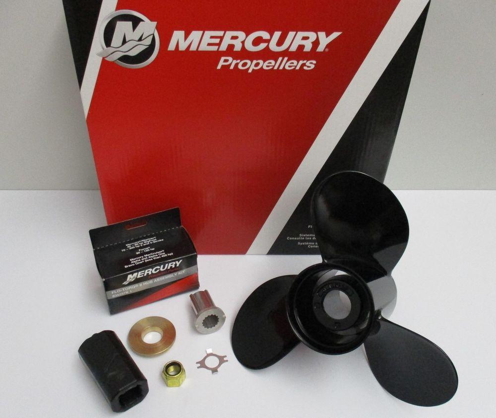 Винт гребной  Mercury 14 1/4 x 21 (135-350 л.с.)