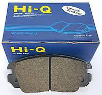 Колодки тормозные передние Hyundai Sonata 04-10 гг. Hi-Q (SP1182)