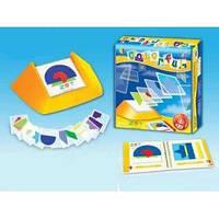 Игра настольная Colorful геометрические пазлы, SPL307238