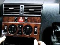 Центральная консоль Mercedes w 210 Мерседес