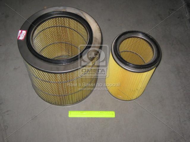 Элемент фильтра воздушного Т 150 (комплект) (производство Автофильтр, г. Кострома) (арт. Т150-1109560), rqc1