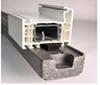 Теплоізоляційний підставочний профіль 69x33x1000 мм, матеріал - Neopor® by BASF
