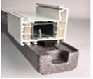 Теплоізоляційний підставочний профіль 69x33x1000 мм, матеріал - Neopor® by BASF, фото 1
