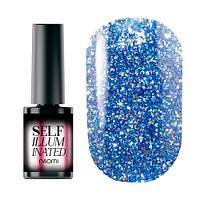 Гель-лак Naomi Self Illuminated Collection (6 мл) №2 синий