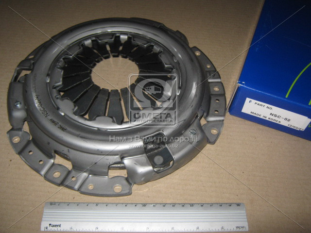 Корзина сцепления (производство VALEO PHC) (арт. NSC-02), rqb1