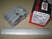 Колодка тормозной HYUNDAI GETZ (Производство ASHIKA) 51-0H-H04