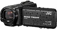 Видеокамера JVC GZ-R415BEU Black