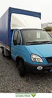Бортовой грузовик ГАЗ / ГАЗЕЛЬ / GAZ / GAZEL (тент)
