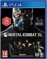 Игра для PS4 Mortal Kombat XL