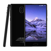 "Смартфон Leagoo Kiicaa MIX 3/32Gb Black, 13+2/13Мп, 8 ядер, 2sim, экран 5.5"" IPS, 3000mAh, 4G, Android 7.0"