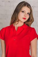 Женская футболка поло, фото 1