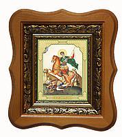Димитрий Солунский именная икона