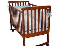 Ліжечко для новонароджених Соня ЛД12 вільха