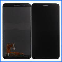Дисплей (экран) для Huawei Honor 7i с тачскрином в сборе, цвет черный