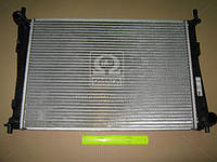 Радиатор охлаждения FORD FIESTA (01-)/ FUSION (02-)(производство Nissens) (арт. 62028A), AGHZX