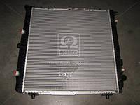 Радиатор охлаждения MERCEDES (Производство Nissens) 62599A