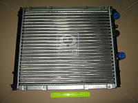 Радиатор охлаждения RENAULT KANGOO I (98-) 1.5 dCi/1.9D (производство Nissens) (арт. 63854A), AGHZX