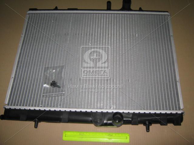 Радиатор охлаждения CITROEN,PEUGEOT (производство Nissens) (арт. 63744A)
