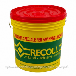 Клей для фанеры водный RECOLL P/6RR 25 кг, фото 2