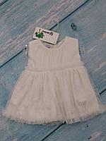 Праздничное платье для девочки, р. 68