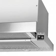 Кухонна витяжка ELEYUS Storm 1200 LED SMD 60 (нержавіюча сталь), фото 3