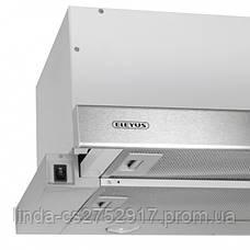 Кухонна витяжка ELEYUS Storm 1200 LED SMD 60 (нержавіюча сталь), фото 2