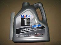 Масло моторное Mobil1 5W-50 API SN/CF ACEA A3/B4 (Канистра 4л) 5w50